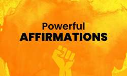 powerful affirmations