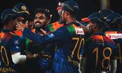 WI vs SL: Sri Lanka secure 43-run to win to level three-match T20I series 1-1