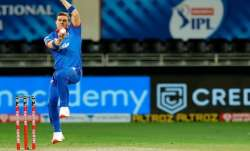 BREAKING: Delhi Capitals pacer Anrich Nortje tests COVID-19 positive