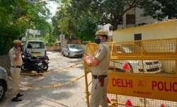 Begampur police station judged best police station of Delhi