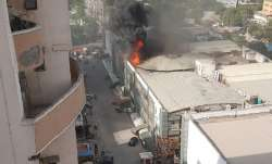indirapuram mall fire, jaipuria mall fire,mall fire today,jaipuria mall fire,