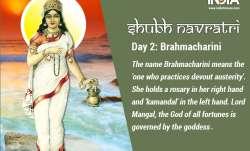 Chaitra Navratri 2021, Goddess Brahmacharini