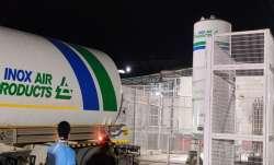 delhi oxygen shortage