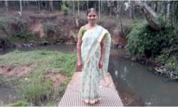 This woman librarian walks 4 km a day for doorstep delivery of books