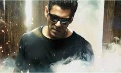 Salman Khan in Radhe poster