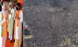 BJP, mega rallies, bengal polls, Bengal rally, Prime Minister Narendra Modi, top leaders, address ra