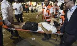 northern israel stampede