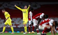 Emery's Villarreal held Arsenal to a 0-0 draw in the second leg of their semifinal on Thursday, whic