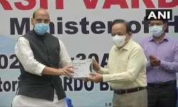 COVID India LIVE Updates: Rajnath Singh launches DRDO's 2DG medicine, will it work wonders?