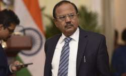 NSA Ajit Doval involved in ongoing political process in