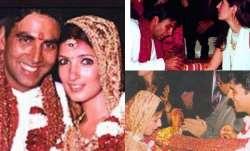 Akshay Kumar, Twinkle Khanna