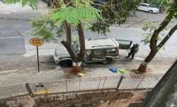 Antilia bomb scare case