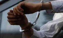 The arrested person was identified as Sumit Kumar