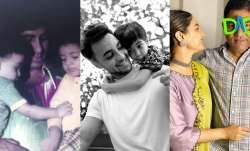 Happy Father's Day 2021: How Bollywood celebrities are wishing their real-life superheroes on social