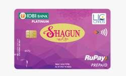 LIC Cards launches RuPay prepaid gift card 'Shagun'