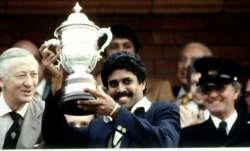 World Cup-winning skipper Kapil Dev