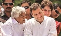 Congress leader, Oommen Chandy, meeting, Rahul Gandhi, Delhi, UDF, congress, KPCC president, Leader