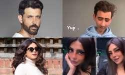 Actors who rocked viral social media trend