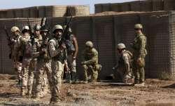 Iraq military: Many feared dead in terrorist attack in north