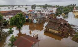Flood-like situation in parts of Goa; several rivers in