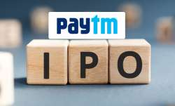 paytm ipo date
