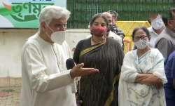 On Delhi visit, Mamata Banerjee meets Shabana Azmi, Javed