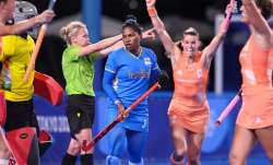 India women lost 1-5 to No.1 ranked Netherlands