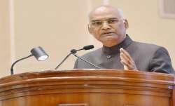 Cyber, space threats, upgraded technological responses, President Ram Nath Kovind, latest national n