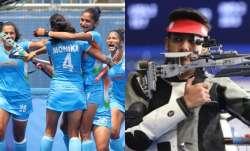 India at Tokyo Olympics Day 10 LIVE Updates: Women's hockey