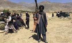 panjshir resistance forces