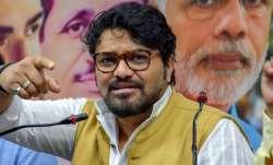 Supriyo had quit the Bharatiya Janata Party (BJP) following