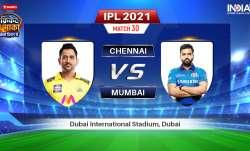 IPL 2021 CSK vs MI Live Streaming: How to Watch Chennai Super Kings vs Mumbai Indians Live Online