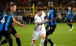 Champions League: PSG held to draw by Brugge; Real Madrid, Man City and Liverpool win