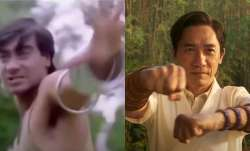 Netizens discover Ajay Devgn in Jigar did it before Shang-Chi and The Legend of Ten Rings | WATCH