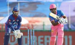 DC vs RR Live Score IPL 2021 Live Updates: Samson leads lone battle as asking rate soars