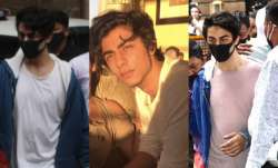 What happened before and after Aryan Khan's arrest?