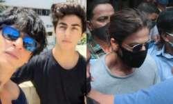 Mumbai Drug Bust LIVE: Shah Rukh Khan reaches Arthur road jail to meet son Aryan Khan
