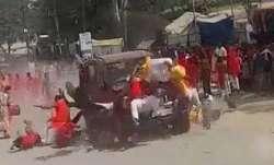 Chhattisgarh: Accused in Jashpur incident arrested, two