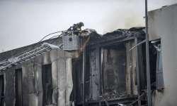 Italy plane crash, milan