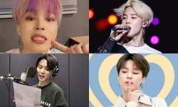 Pictures of Jimin shared by fans on his birthday