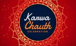 Happy Karwa Chauth 2021