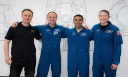 nasa, spacex, spacex crew