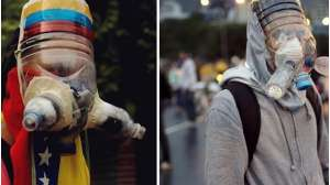 Netizens share not-so-usual face masks that they made to protect themselves from COVID-19