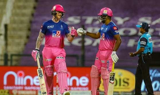IPL 2020, Match 45: Ben Stokes, Sanju Samson roar back to form as RR beat MI by 8 wickets