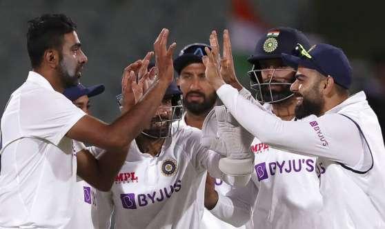 AUS vs IND 1st Test, Day 2: Ashwin's four-fer haunts the hosts, India achieve 62-run lead