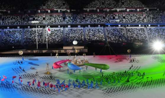 We have wings: 2020 Tokyo Paralympics start with glittering and fitting opening ceremony   In Pics