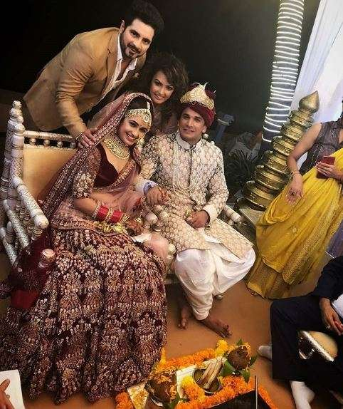 Prince Narula-Yuvika Chaudhary Wedding: Neha Dhupia, Suniel Shetty