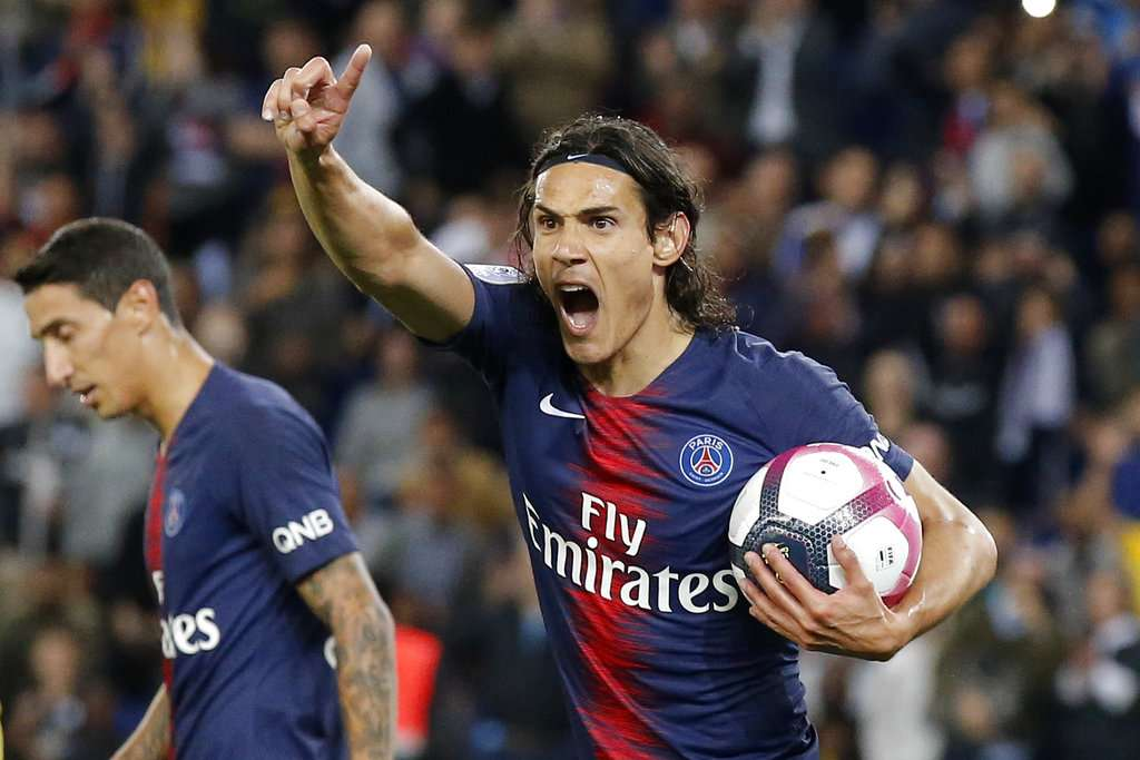 Mauro Icardi S Arrival At Psg Could Push Record Scorer Edinson Cavani To Look Elsewhere Football News India Tv