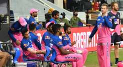 Rajasthan Royals (RR) players.
