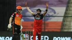 In 17 encounters between the two sides, SRH leads RCB with 10 wins, IPL 2021   Sunrisers Hyderabad v